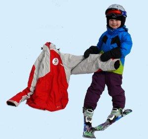 Individuální výuka lyžování